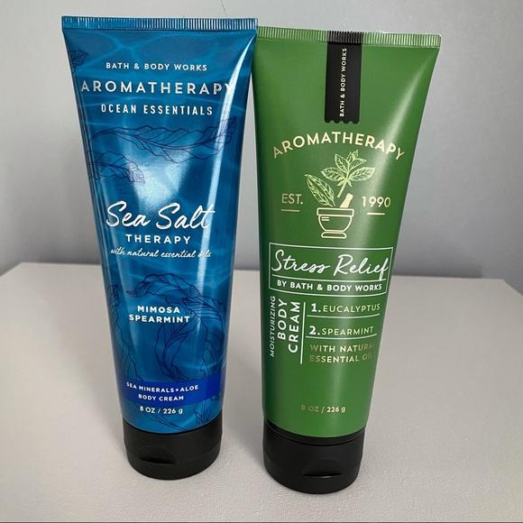 Aromatherapy Body Cream
